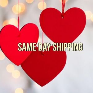 Other - Purchase by 11:30 Eastern time same Day Shipping